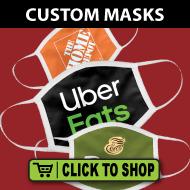 Branded Face Masks PPE Ultimate Promotions